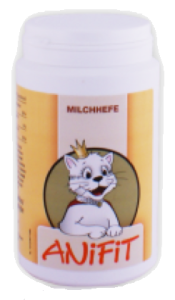 Milchhefe