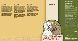 ANiFit Gelafit Deklaration